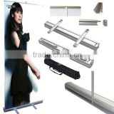 Aluminium Roll Up Banner Stand for Advertising Display, Roller Banner Stand, Pull up Banner Stand