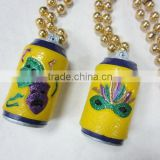 Mardi Gras Beads Necklace Wholesale Round Beads Carnival Necklace