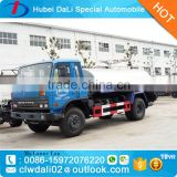 8000 liters Dongfeng 4*2 fecal suction truck capacity