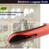 future life new fashion style electronic luggage scale, digital luggage scale with strip Max. 50 Kg