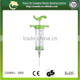 50ml Veterinary injector syringe Plastic animals, cow, pig,dog,cat