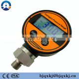 9V Battery Supply Digital Air Pressure Gauge with peak holding function,mbar pressure air gauge
