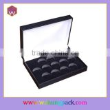 Commemorative medal box, plastic display box for medals