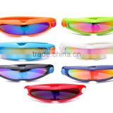 Silicone polarized sunglasses for boys and girls