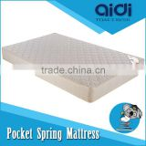 Students tatami with thick mattress Eco-friendly non-woven fabric bed base pocket Spring mattress AI-1102