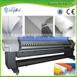 3.2m high speed digital large format flex banner/vinyl ECO solvent inkjet printing machine/printer price                                                                         Quality Choice
