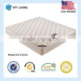 Removable natural coconut husk coir fiber palm mattress, king size mattress EV1331