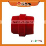 Electrical Bus Bar Insulators, High Voltage UV Coated Polyester Insulators