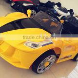 2016 Fashion New Electric Kids Toy Cars