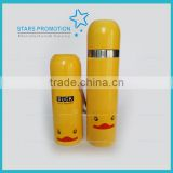 wholesale custom bullet stainless steel vacuum water drink bottles