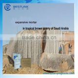 Hot sales Soundless Stone Cracking Powder widely used in India and Saudi