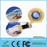 OEM logo usb 2.0 wafer usb card