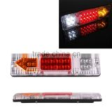 2016 hot sale 19 LED Tail Light Car Truck Trailer Stop Rear Reverse Auto Turn Indicator Lamp back up led lights turn signal lamp