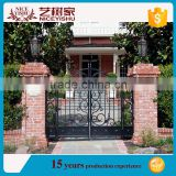 iron gates for sale,wrought iron metal gate hinges,main iron gate