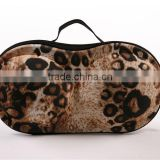 hot wholesale products Lady's bra bag bright color and attractive bra bag underwear holder