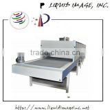 automactic conveyor oven, massiver electric drying machine, industrial oven NO. LYH-WTPM006 for water transfer printing