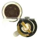 Thin Mylar Speakers 8 ohm P/N MD15N-RB798 (D15.0*H5.2) with spring contact for full range telecommunication