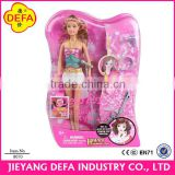 Most Popular Latest Fashion Royalty Doll for Girls 11.5 inch musical girl doll