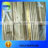 Hot sale manufacturer hinges for piano gold piano hinge stainless steel 201 piano hinges