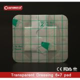 Transparent dressing/PU Film dressing/PU island dressing/wound dressing/wound care product