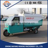 China new Garbage Truck with electric