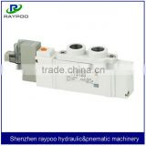 SY5000 series 3 way smc solenoid valve for wool processing machinery
