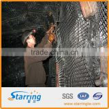 Geogrid for Mining