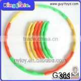 OEM company high quality cheap light up hula hoop