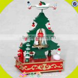 wholesale baby wooden decorative music box fashion gift kids wooden decorative music box W07B012A