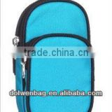 2014 portable anti-theft phone bag for kinds of phone with polyester