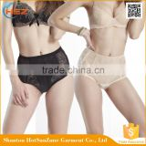 HSZ-8991 Oem Service Sexy Hot Transparent Panties Sexy Winter Body Shaping Underwear Panty