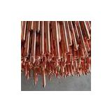 Good conductivity Pure Copper Ground Rod for communications industry