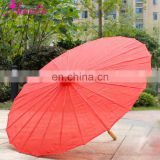 Cheap Price Factory Sell Handmade Bamboo Ribs Bridal Shower Chinese Fabric Craft Umbrella Wholesale Wedding Gifts Favors