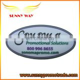 2014 high quality new design soft pvc trademark