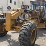 Used Original Japan CAT 140K Motor Grader