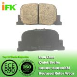 0446632030/GDB3278/D835 Semi-metallic/Low-metallic/NAO/Ceramic Disc brake pad manufacturer