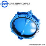 Manual Operated Butterfly Valve 90° Movement EPDM/VITON Seal DN1500