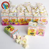 Love is marshmallow gift box cotton candy