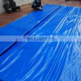 waterproof PVC laminated tarpaulin uesd for cover, polyester canvas for covering biogas digester