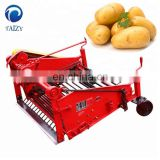Competitive price single-row potato harvester/potato harvesting machine