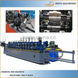 light steel gauge metal truss production line/stud roll forming equipment cw&uw drywall profile roll forming machine