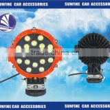 High quality round shape 51W LED work light for car