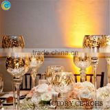3 Votive Candles Wedding Lighting