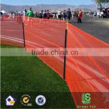 High quality HDPE Traffic Safety mesh Scaffold warning safety net road windbreak fence mesh                                                                         Quality Choice