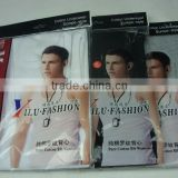 1.19USD Yi Deer High Quality Cotton Rib Series Cheappest Mens' Singlet L-XXXL (YL9098)