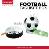 D553 3in1 toothpick+potato peeler+ashtray football shape gift box/box gift/small gift box