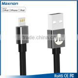 MFI Certified Factory wholesale USB data charger 10ft cable for iPhone 5 6 USB data 8 pin charging cable                                                                         Quality Choice