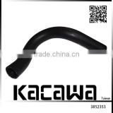 engine spare parts 14506515 VOLVO EC460B DEUTZ D12C water hose below,DEUTZ waher hose below D12C