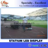 RGX Football led display, stadium led display,Football perimeter outdoor full color led screen display