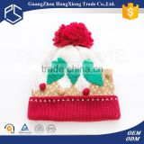 Cute fashion newborn hat hand free knitting pattern for babies